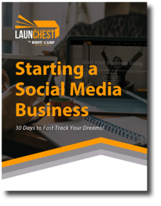 starting a social media business